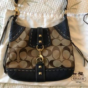 Rare hard-to-find coach handbag
